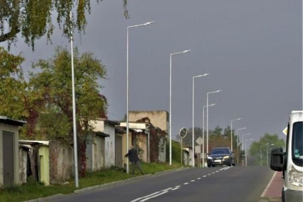 Świebodzice: Modernizacja oświetlenia