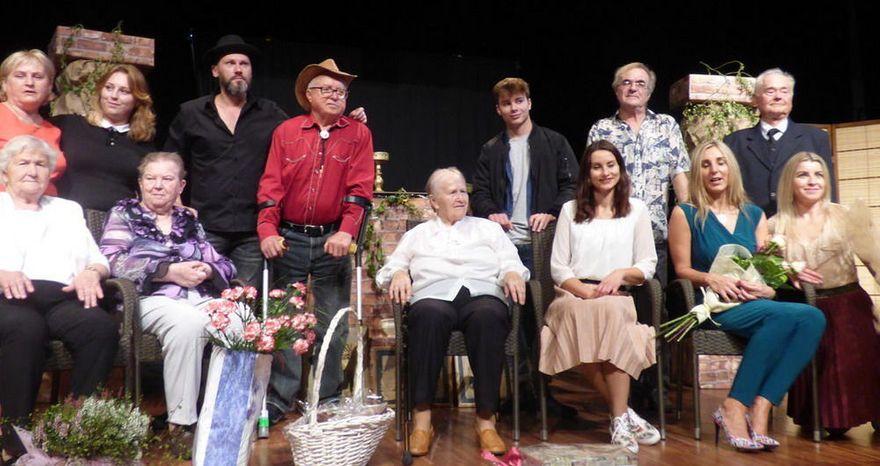 Strzegom: Spektakl dla seniorów