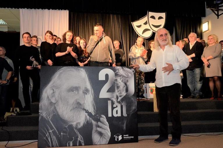 Żarów: Teatr świętował