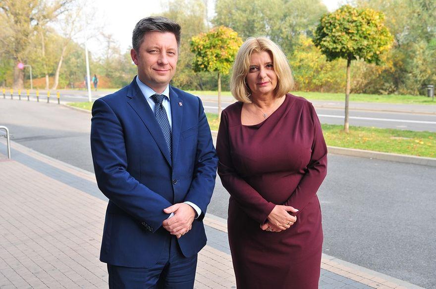 Świdnica: Wizyta ministra