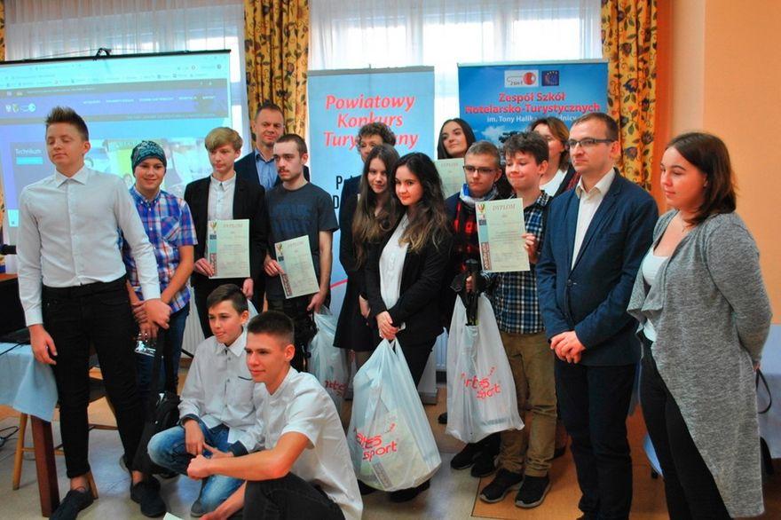 Świdnica: Konkurs turystyczny