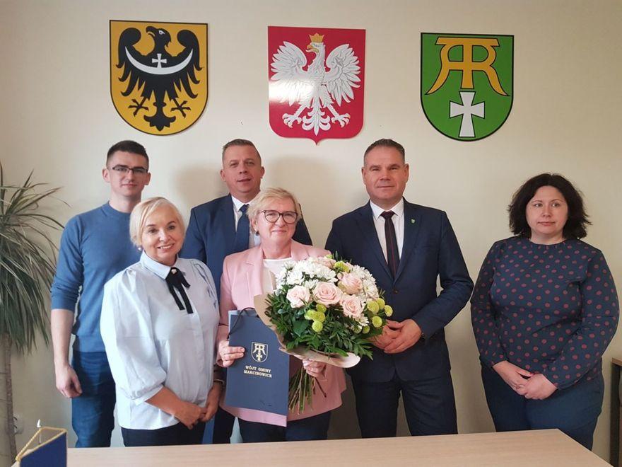 Gmina Marcinowice: Sentymentalne pożegnanie