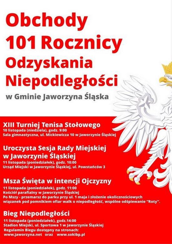 Jaworzyna Śląska: Obchody w Jaworzynie