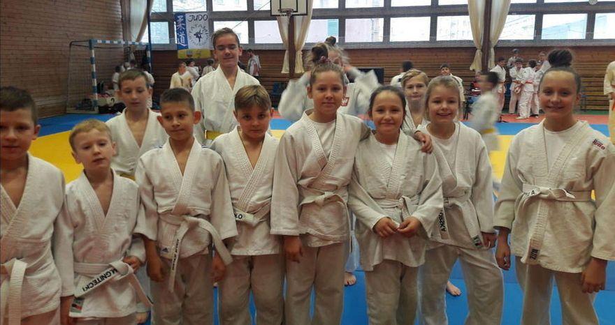 Strzegom: Judocy w Czechach
