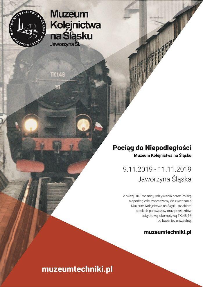 Jaworzyna Śląska: Pociąg do Niepodległości