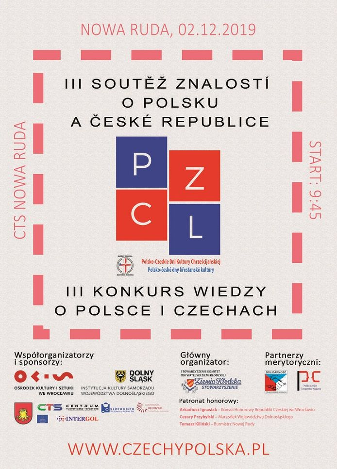 REGION: Konkurs o Czechach