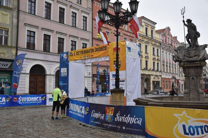Świdnica: Półmaraton Świdnicki
