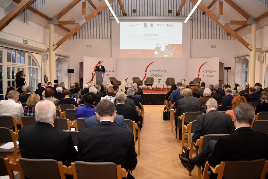 Krzyżowa: Międzynarodowa konferencja