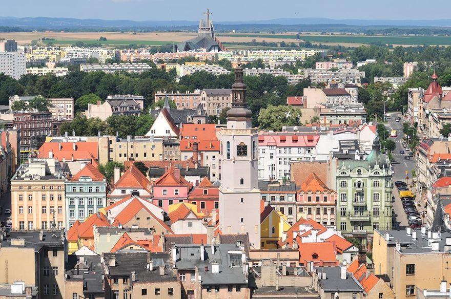 Świdnica: Nakłady na budownictwo