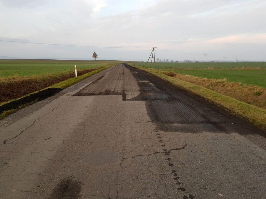 Gmina Marcinowice: Remontują drogi