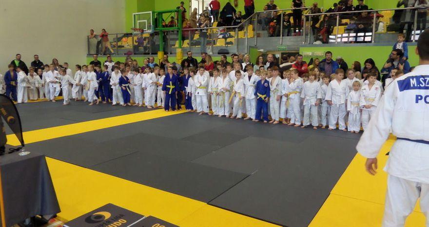 Strzegom: Judocy na finale