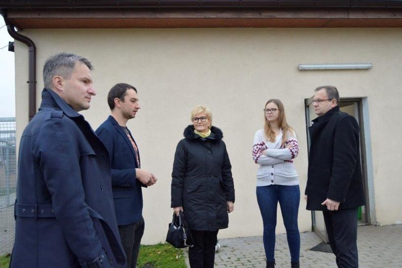 Świebodzice/Świdnica: Wizyta w schronisku