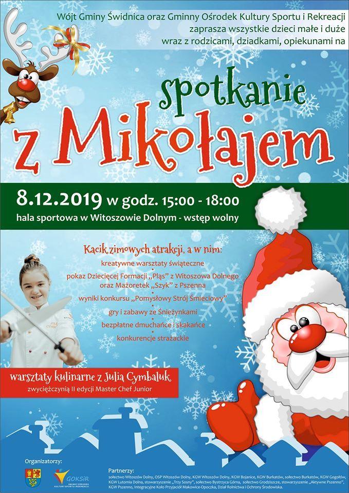 Witoszów Dolny: Gminne Mikołajki