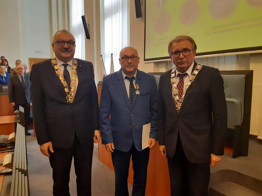 powiat świdnicki: Order od Marszałka