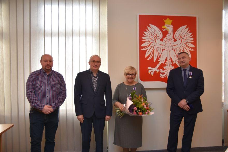 Gmina Świdnica: Otrzymali krzyże
