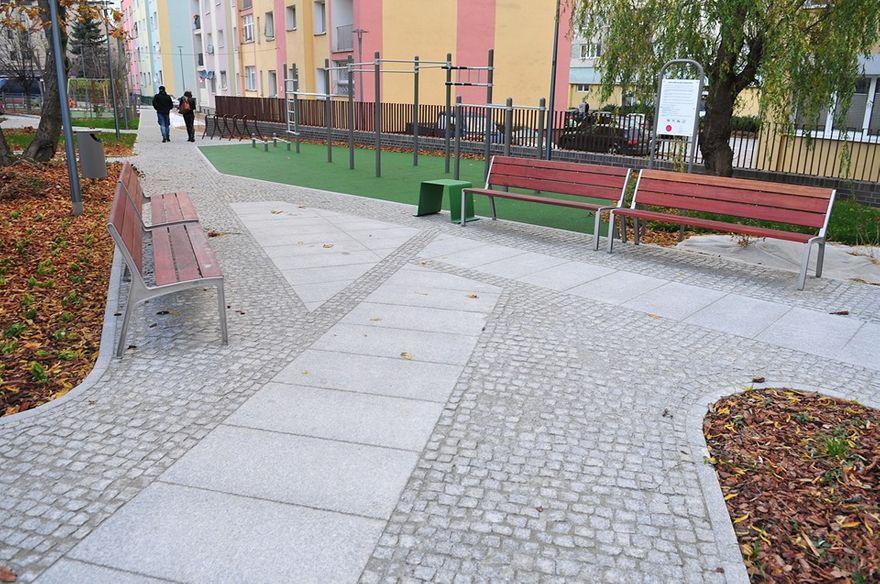 Świdnica: Odnowiona ulica