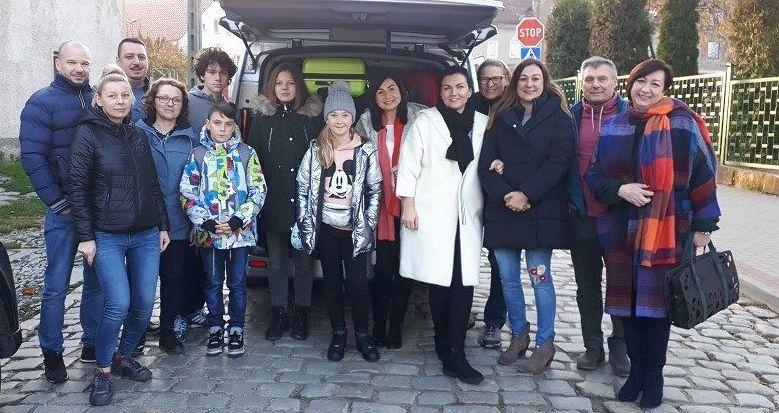 Jaroszów: Wyjazd do Włoch