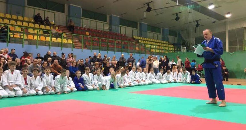 Strzegom: Mikołajki u judoków