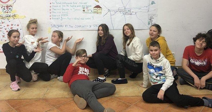 """Jaroszów: Uczniowie na """"Euroweeku"""""""