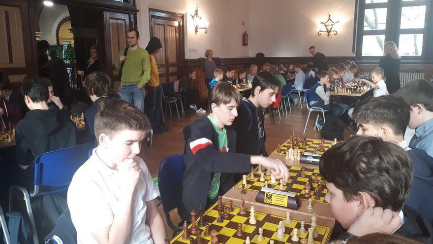 Strzegom: Nieźli szachiści