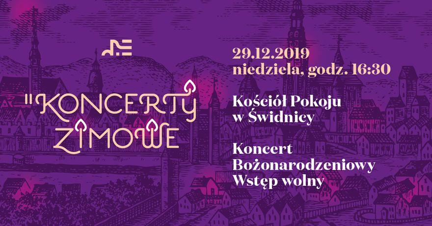 Świdnica: Zimowe koncerty