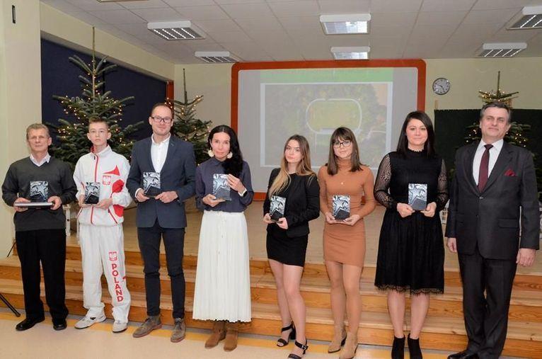 Żarów: Nagrody dla sportowców