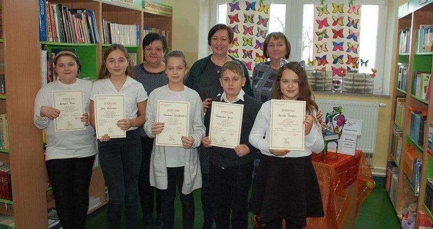 Jaroszów: Eliminacje szkolne