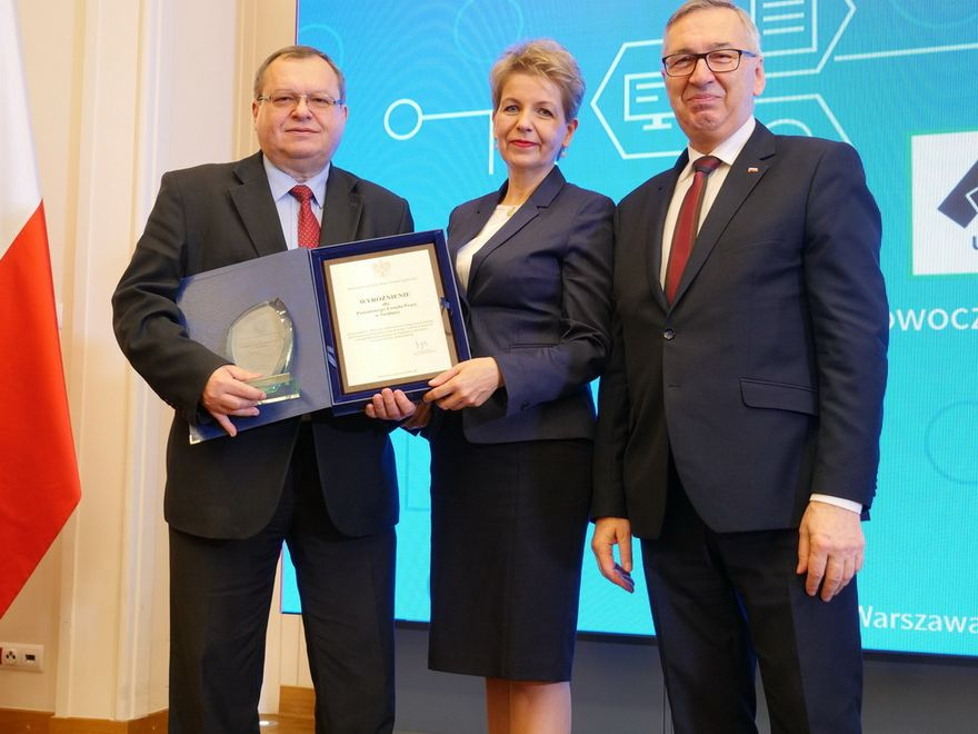 Świdnica/powiat świdnicki: PUP nagrodzony