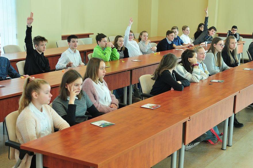 Świdnica: Lekcje obywatelskie