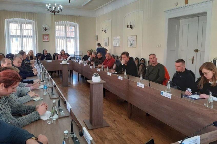 Świebodzice: Spotkanie z organizacjami