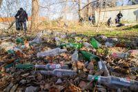 Świdnica: Bezdomni posprzątali