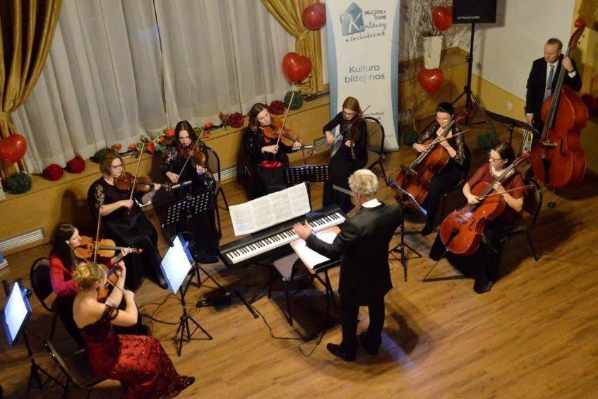 Świebodzice: Walentynkowy koncert