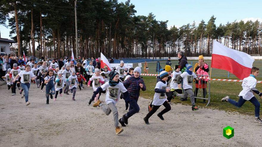Jaworzyna Śląska: Pobiegli tropem