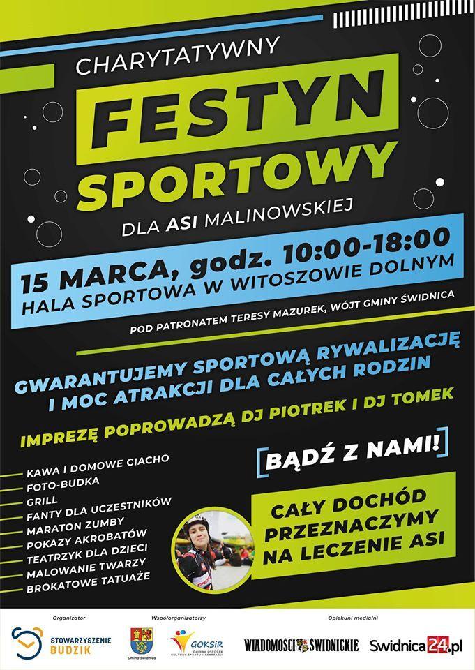 Witoszów Dolny: Festyn sportowy
