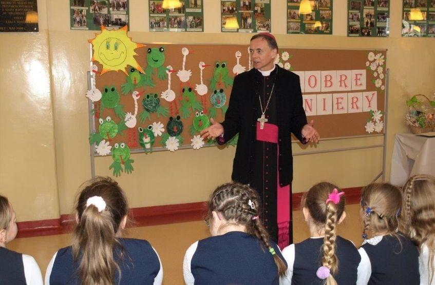 Świebodzice: Wizyta Biskupa