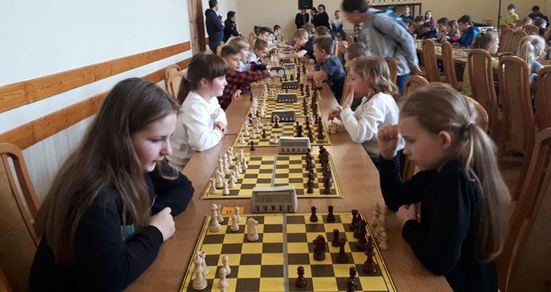 Strzegom: Turniej szachowy