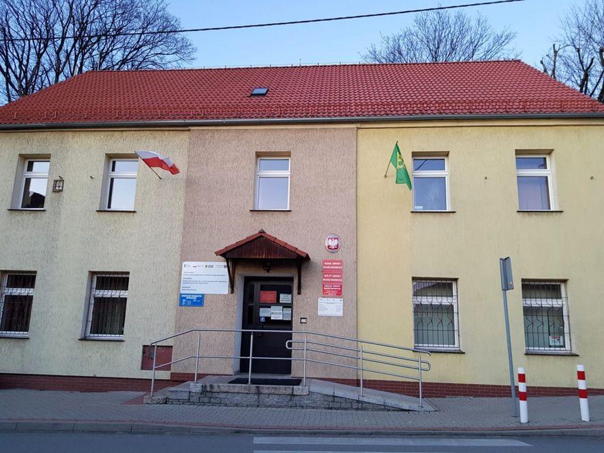 Gmina Marcinowice: Urząd bez interesantów