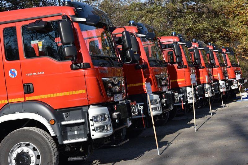 Gmina Świdnica: Strażacy gotowi