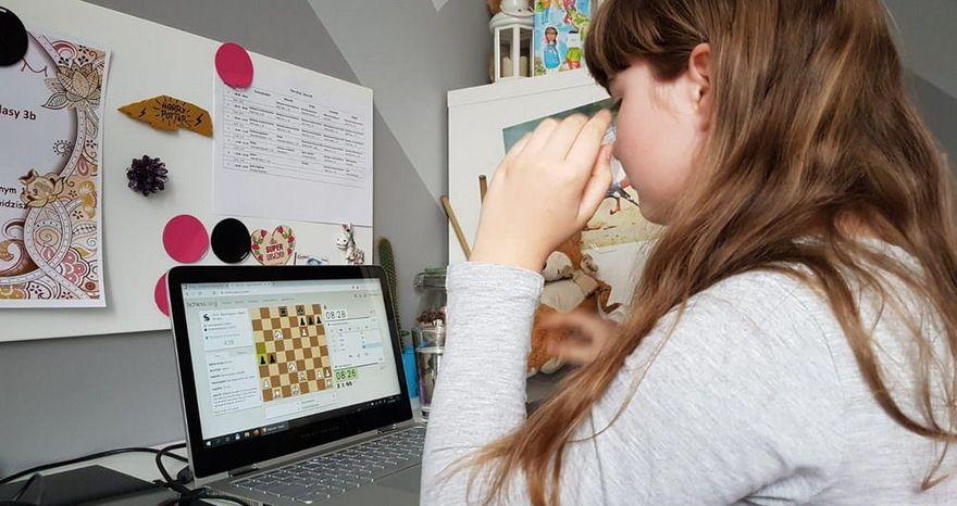 Strzegom: Wirtualne szachy