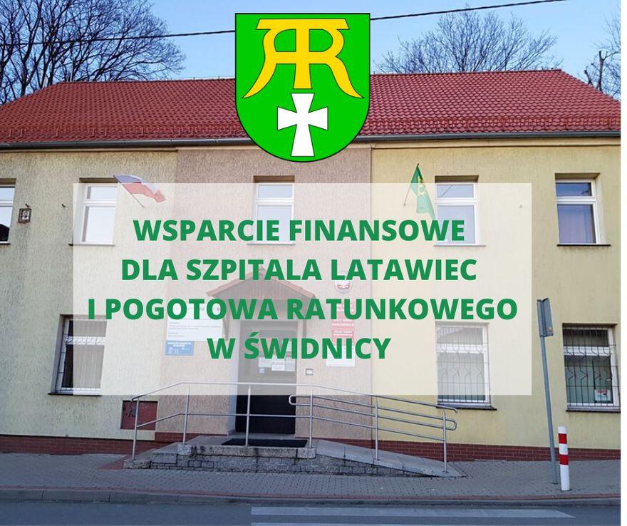 Gmina Marcinowice: Zjednoczeni w potrzebie