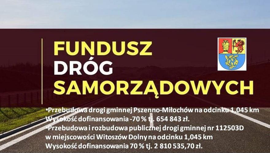 Gmina Świdnica: Drogowe projekty