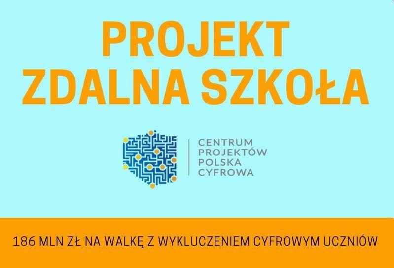 Gmina Świdnica: Laptopy służą