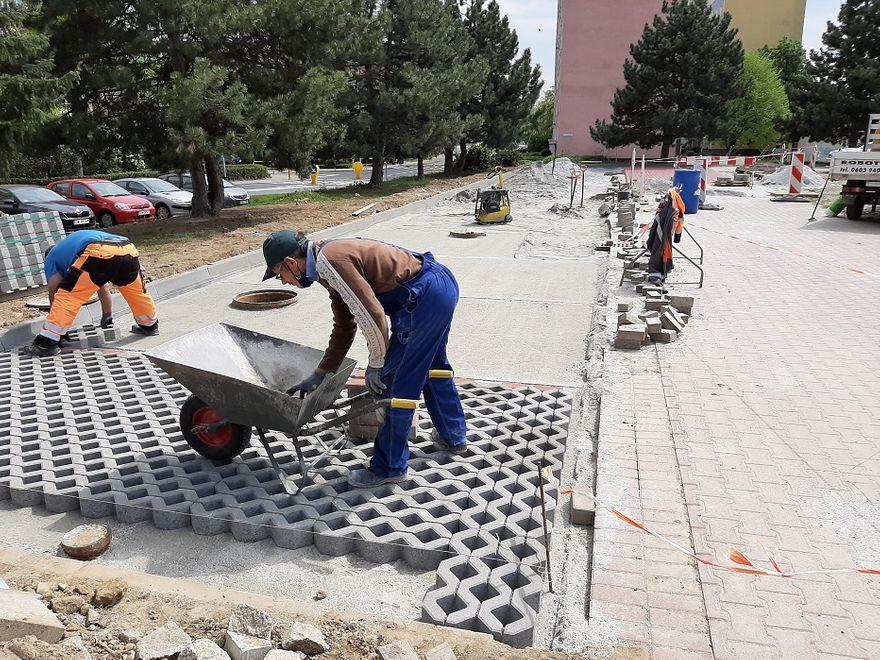 Świdnica: Nowe miejsca parkingowe