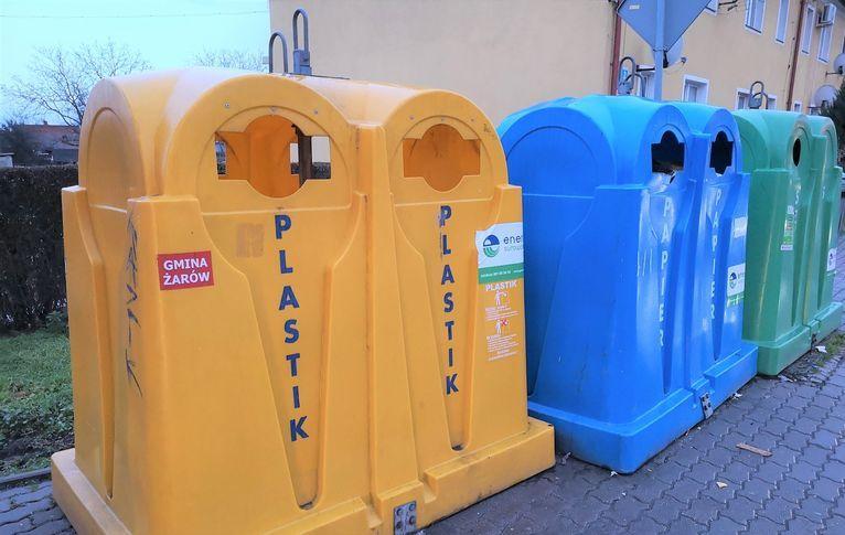 Żarów: Ankieta o odpadach