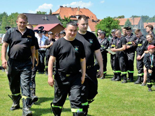 Żarów: Wyzwanie dla strażaków