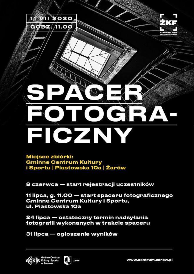 Żarów: Spacer fotograficzny