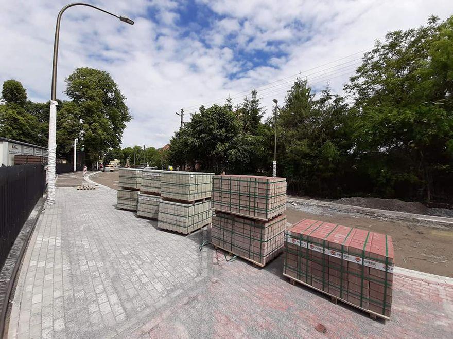Świdnica: Remontują Kraszowicką