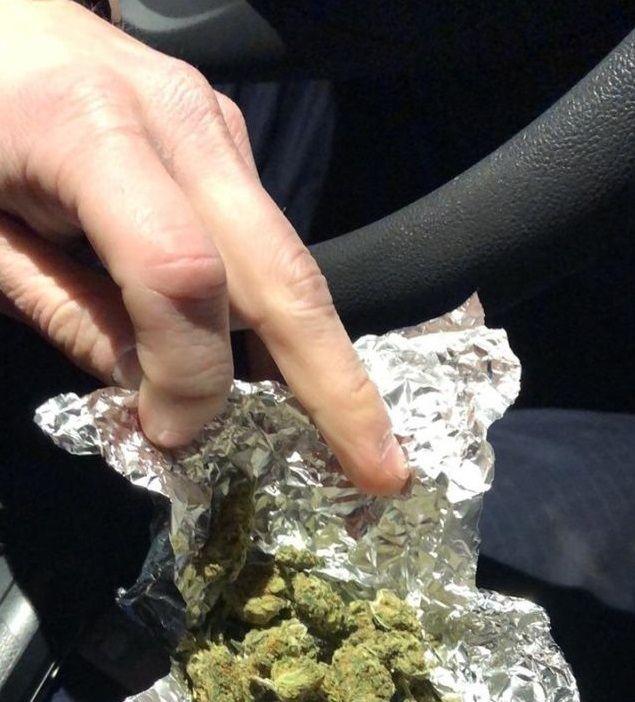 powiat świdnicki: Pięciu z narkotykami