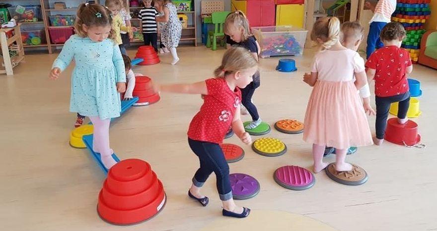 Międzyrzecze: Sport w przedszkolu