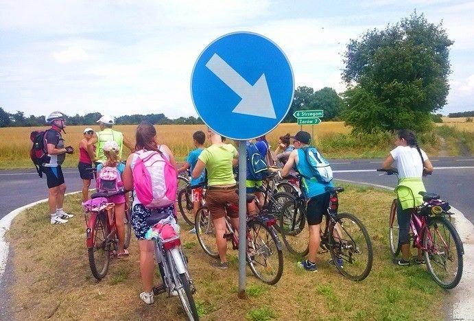 Żarów: Wakacyjne wycieczki rowerowe